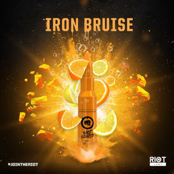 Iron Brush (50ml) Plus e Liquid by Riot Squad