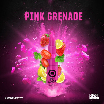 Pink Grenade (50ml) Plus e Liquid by Riot Squad