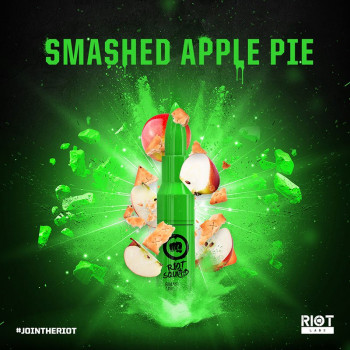 Smashed Apple Pie (50ml) Plus e Liquid by Riot Squad