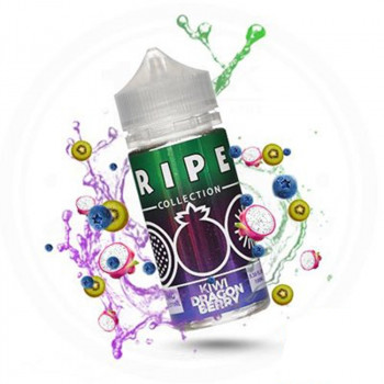 Kiwi Dragon Berry (100ml) Plus e Liquid by Ripe Collection