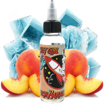 Peach Parallax ICE 9ml Aroma Ready to Shake by Rocket Girl