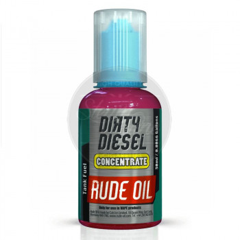 Dirty Diesel 30ml Aroma by Rude Oil