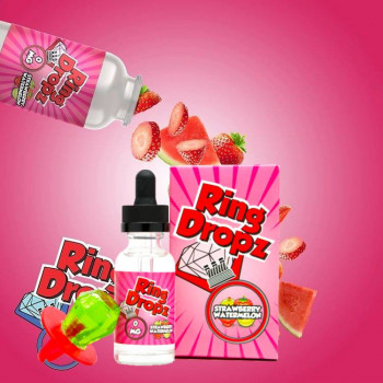 Ring Dropz - Strawberry Watermelon e Liquid