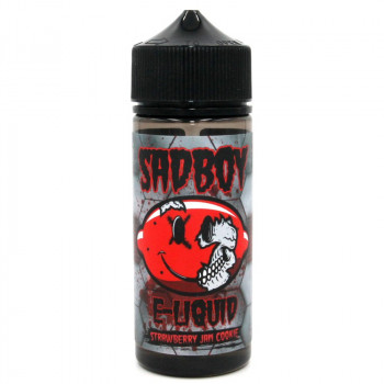 Strawberry Jam Cookie (100ml) Plus by Sadboy e-Liquids