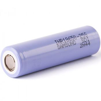 Samsung INR18650-25S 2500mAh max. 35A 3,6V- 3,7V Li-ion Akku