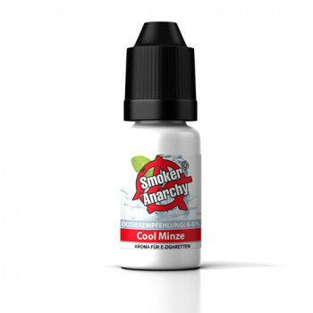 Smoker Anarchy® Aroma 10ml Cool Minze