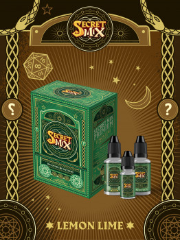 Lemon Lime (30ml + 10ml) Aroma by Secret Mix