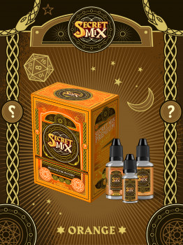 Orange (30ml + 10ml) Aroma by Secret Mix