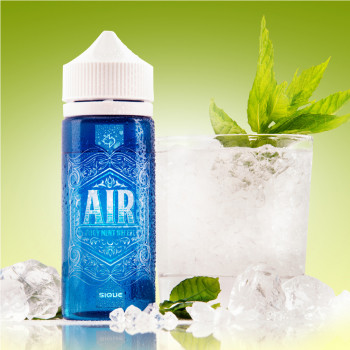 AIR (100ml) Plus e Liquid by SIQUE Berlin