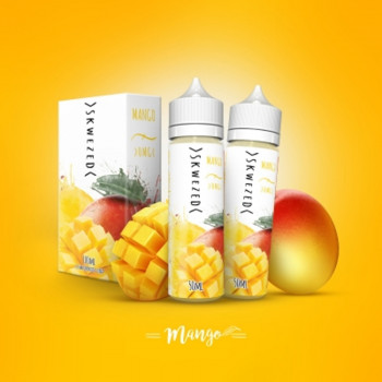 Mango (2x50ml) Plus by Skwezed E-Liquid