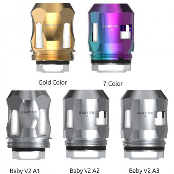 Smok TFV8 Baby v2 A Serie Coils 5er Pack Verdampferköpfe