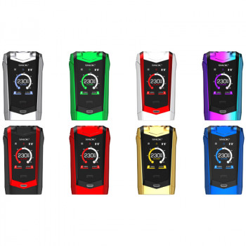 Smok Creature Species v2 5ml 230W TC Box Mod Akkuträger