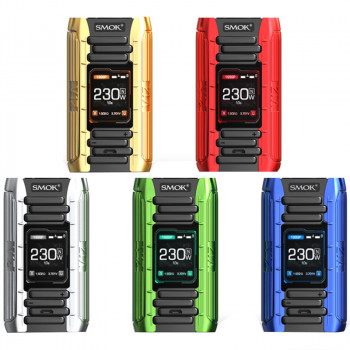 Smok E-Priv 8ml 230W TC Box Mod Akkuträger