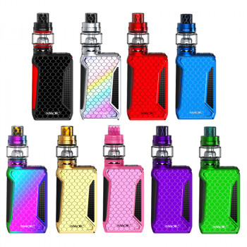 Smok H-Priv 2 6ml 225W TC Kit inkl. TFV12 Big Baby Prince Tank