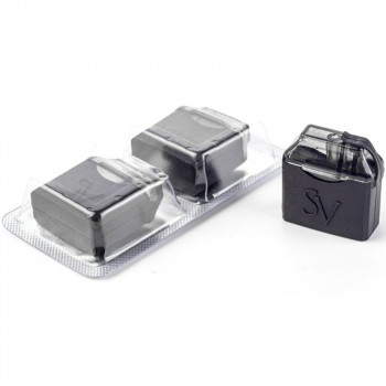 Smoking Vapor Mi-Pod 2ml Pod 2er Pack