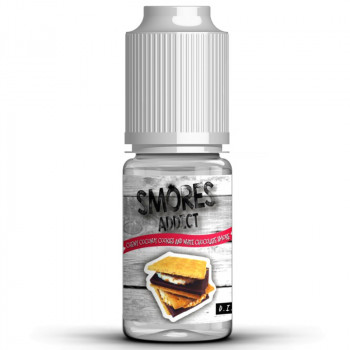 Chewy Coconut Cookies And White Chocolate 10ml Aroma by Smores Addict