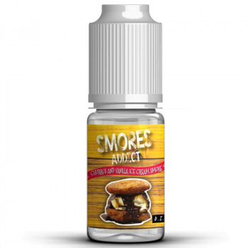 Churros and Vanilla Ice Cream 10ml Aroma by Smores Addict