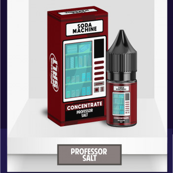 Professor Salt Soda Machine (10ml) Aroma by Flava Mall