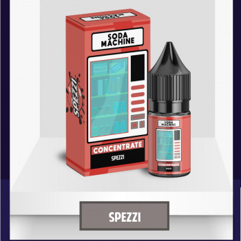 Spezzi Soda Machine (10ml) Aroma by Flava Mall