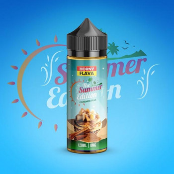 Cinnamon Pear (100ml) Plus by Horny Flava Sommer Edition