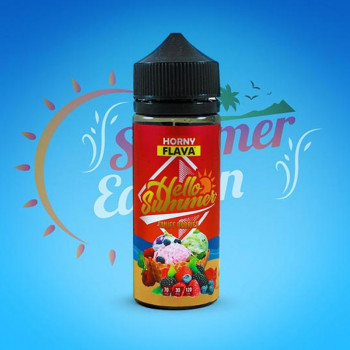 Smuff Berries (100ml) Plus by Horny Flava Sommer Edition