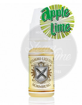 Apple Lime 10ml Aroma by Stammi Liquids