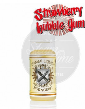 Strawberry Bubble Gum 10ml Aroma by Stammi Liquids