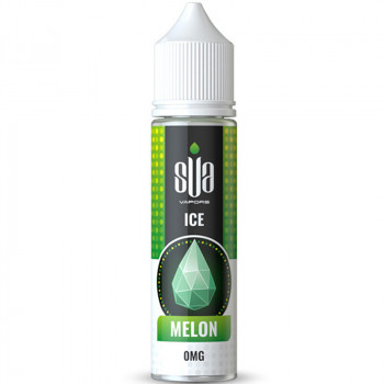 ICE Melon (50ml) Plus Liquid by SUA Vapors