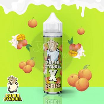 Mango Peach Super Strudel (50ml) Plus e Liquid X Series by Beard Vape Co.