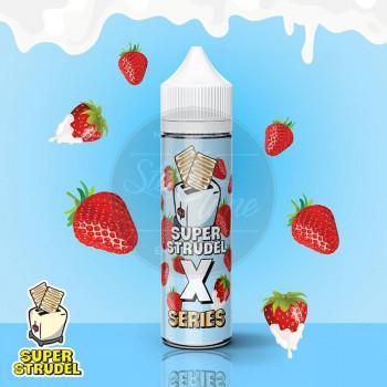 Strawberry Super Strudel (50ml) Plus e Liquid X Series by Beard Vape Co.