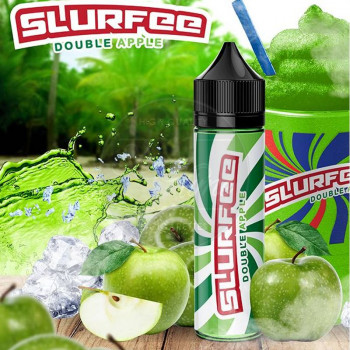 Double Apple (50ml) Plus e Liquid by Slurfee
