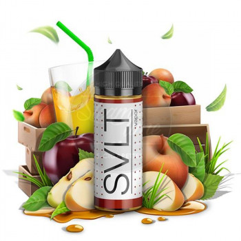 Apple Jay Jay (100ml) Plus e Liquid by SLVT Humble Juice Co. & Solace Vapor