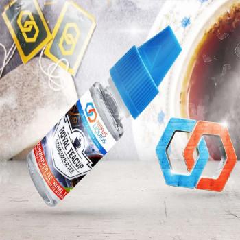 "Schwarzer Tee ""ROYAL TEACUP"" Aroma by Nexus Liquids"