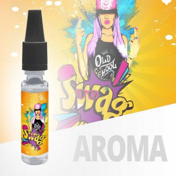 Swag Aroma (Zitrone / Minze Mix) by BigVape Liquids