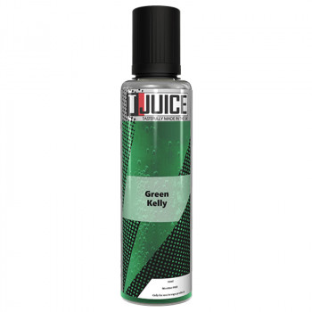 Green Kelly 50ml Shortfill Liquid by T-Juice