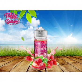 Strawberry (80ml) Plus e Liquid by Taffy Splash