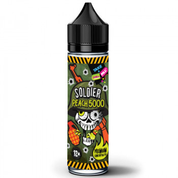 Soldier - Peach 5000 Aroma 12ml Short-Fill by Vape Chill Pill