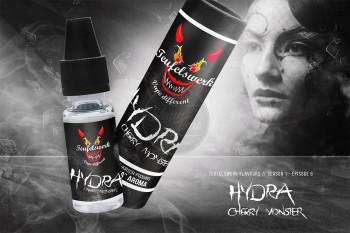 Elektra (Hydra) - Cherry Monster - Teufelswerk 10ml Aroma