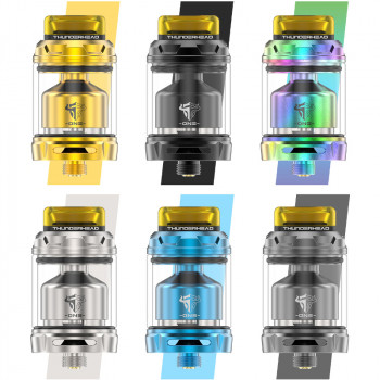 ThunderHead Creations THC Tauren One 2ml/4,5ml RTA Verdampfer Tank
