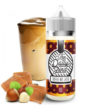 Toffee Nut Latte (100ml) Plus e Liquid by The Daily Grind