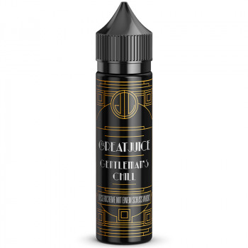Gentleman`s Chill (50ml) Plus e Liquid by The Great Juice