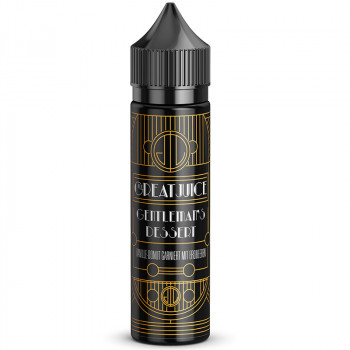 Gentleman`s Dessert (50ml) Plus e Liquid by The Great Juice
