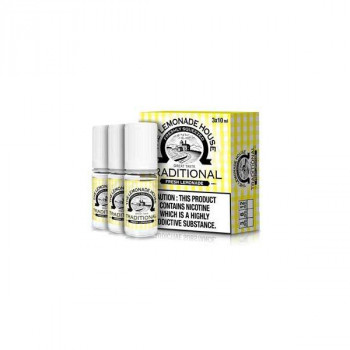 The Lemonade House Traditional 3x10ml Multipack e Liquid