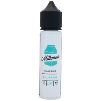 Churrios (50ml) Plus e Liquid by The Milkman