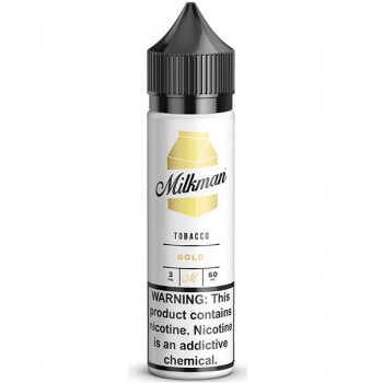 Heritage Gold (50ml) Plus e Liquid by The Milkman