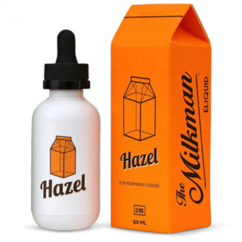 Hazel (50ml) Plus e Liquid by The Milkman