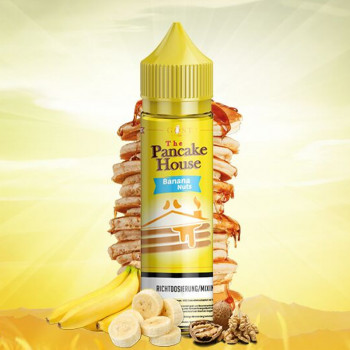 Banana Nuts (10ml) Aroma by The Pancake House