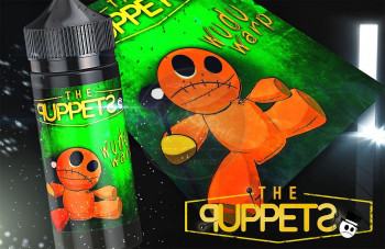Wudu Warp 10ml Aroma by The Puppets