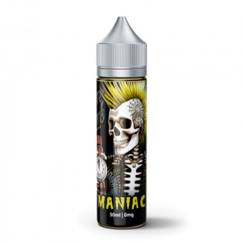 Maniac (50ml) Plus e Liquid by Time Bomb