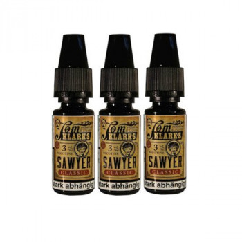 Tom Klark's - Tom Sawyer Klassik 3x10ml Multipack e Liquid